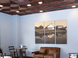 222 faux tin ceiling tile drop in 24x24 ceiling office