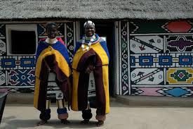 Resultado de imagen de tribu ndebele