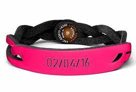 Engraved <b>Women's Bracelets</b> | Leather Treaty