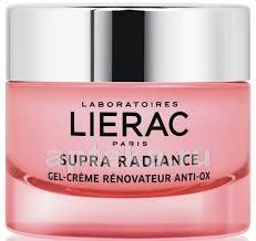 <b>Lierac</b> supra radiance гель-<b>крем обновляющий антиоксидантный</b> ...