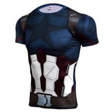 Antman High <b>Elastic</b> Sports <b>Tight T</b>-<b>Shirt</b> for Men Type A ...