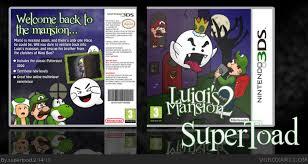 nintendo 3ds super mario game luigi mansion 2
