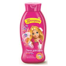 <b>Принцесса Пена для</b> ванн, волшебная 400мл - купить, цена и ...