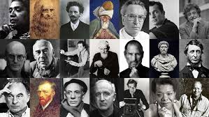 Geniuses of all time