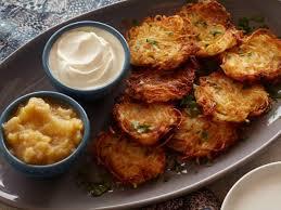 The Best Hanukkah Recipes : Food Network | Holiday Recipes ...