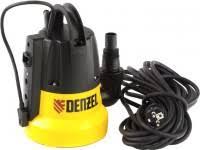 <b>DENZEL</b> DP500 E (97218) – купить погружной <b>насос</b>, сравнение ...