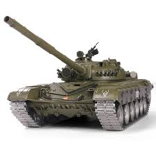 <b>Радиоуправляемый танк Heng Long</b> Russian T-72 - 3939-1Pro V6.0