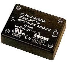 ASC-T Series - <b>30W Triple Output</b> Encapsulated PCB Power Supply