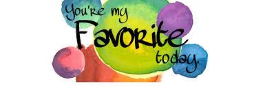 <b>You</b>'re <b>My Favorite</b> Today » Blog