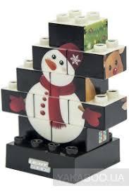 <b>Конструктор</b> с LED подсветкой Light Stax Puzzle <b>Christmas</b> Edition ...