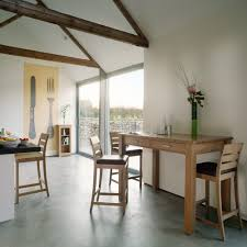 tall breakfast table is also a kind of con tempo furniture breakfast bars and tall tables breakfast furniture