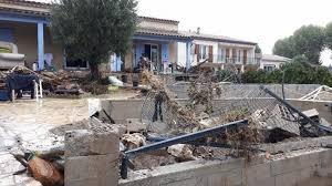 """Inondations dans l'Aude : """"On commence à avoir la cartographie par commune des maisons qui vont devoir être détruites"""""""