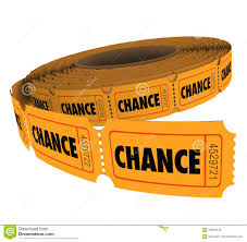 chance word tickets raffle lottery stock illustration image chance word tickets raffle lottery