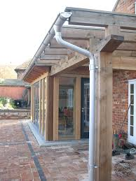 images kitchen extension ideas douglas fir framed kitchen extension and flat roof open bergola in oxo