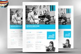 real estate flyer template flyer templates on creative market real estate flyer template flyers