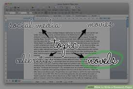 how to write a research paper with sample research papers image titled write a research paper step