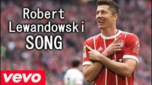 Robert Lewandowski SONG - YouTube