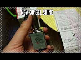 New 3D <b>shine</b> top coat from <b>SallyHansen</b> - YouTube
