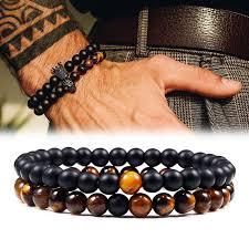Best Price <b>High quality mens</b> set bracelet ideas and get free ...