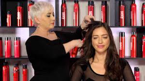 How to use: Big <b>Sexy Hair Push Up</b> Dry Thickening Spray - YouTube