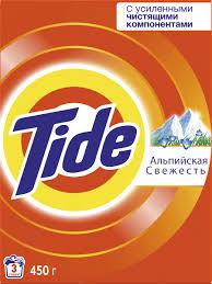 """<b>Порошок стиральный Tide</b> """"<b>Альпийская</b> свежесть"""", автомат, 450 г ..."""