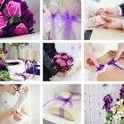 Свадебные декор своими руками