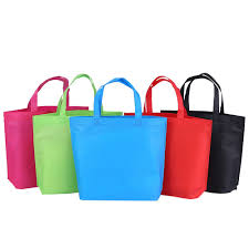Hot <b>new 1PC Fashion</b> Nonwoven Grocery Foldable Bag Shopping ...