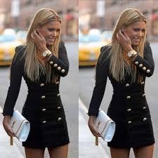 Free Ostrich Fashion Vestidos Mujer <b>New Women Slim</b> Long Sleeve ...