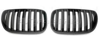 <b>Черная решетка радиатора</b> BMW, 51712334708 — 3690 руб.