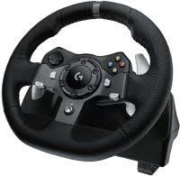 <b>Logitech G920 Driving</b> Force (941-000123) - купить <b>руль</b>: цены ...