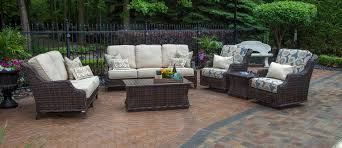 gorgeous outdoor patio wicker furniture related projects mila collection all weather wicker patio furniture