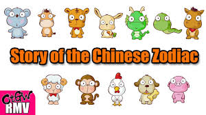 Story of the Chinese Zodiac - YouTube