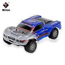 WLtoys A969 B <b>1:18 Scale</b> RC Racing Car 2.4G 4WD Mode2 High ...