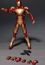6 childrens toys model hasbro iron man 3 tony stark mark 42 figure hobbies 1 bootleg iron man 2 starring