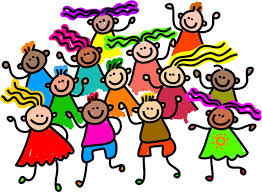 Image result for children cheering clipart
