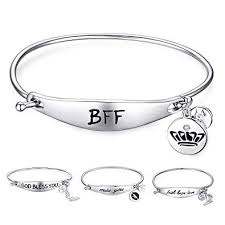 <b>JewelryPalace 925 Sterling Silver</b> Personalized Bangles customized ...