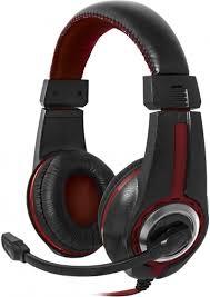 Игровые <b>наушники Defender Warhead G-185</b> Black/Red (64106 ...