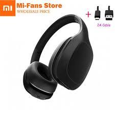<b>New Xiaomi Mi Bluetooth</b> Wireless Headphones 4.1 Version ...