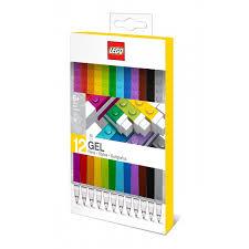 <b>Lego Набор</b> гелевых ручек 12 шт. - Акушерство.Ru