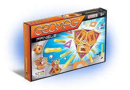 Магнитный <b>конструктор GEOMAG Panels</b> 463-114 деталей ...