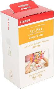 Комплект <b>картриджей Canon RP-108</b> (8568B001), цветной, для ...
