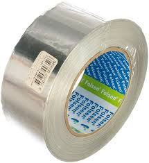 <b>Алюминиевая лента FOLSEN</b> 50мм x 50м, 70мкм 074502 - цена ...
