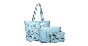 ETH PU Hollow <b>Women's</b> Handbag <b>Large</b> Capacity Europe And ...