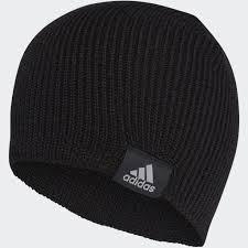 Купить <b>шапку</b> adidas cy6025 perf beanie <b>black</b>/<b>black</b>/mgsogr в ...
