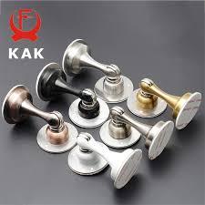 <b>KAK Stainless Steel Magnetic</b> Door Stopper Sticker Hidden Door ...