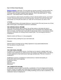 what to write in a resume getessay biz how to write a good by femiolutunde in what to write in a resume