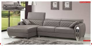 fascinating living room furniture contemporary design with modern grey sofa stainless legs on the white tile attractive modern living room furniture