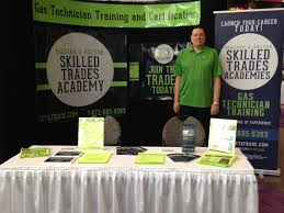 gas technician training in ontario niagara hamilton halton in just a few weeks on 16 to 18 the niagara and halton skilled trades team will be set up at cmpx 2016 to meet prospective students and showcase why