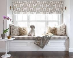 master bedroom window seating