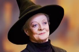 Image result for professor McGonagall